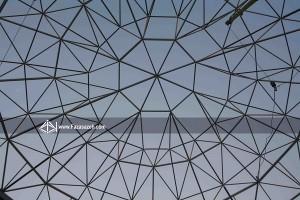سیستمی نوین در ساختمان سازی با نگرش نو به سازه های فضاکار
